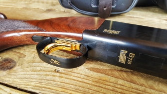 High Performance Masterclass: Die Browning B725 ProSport
